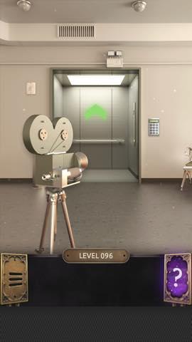 Th  脱出ゲーム  100 Doors Challenge 攻略 lv96 3