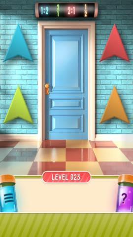 Th 100 Doors Puzzle Box 攻略 lv23 0