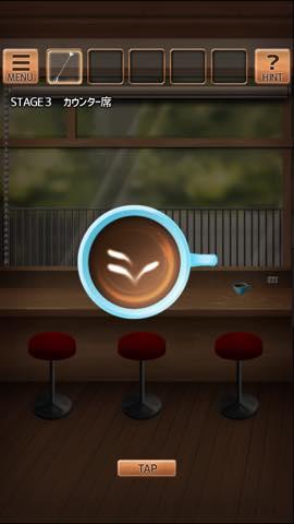 Th 脱出ゲーム 気まぐれカフェの謎解きタイム 攻略 lv3 2