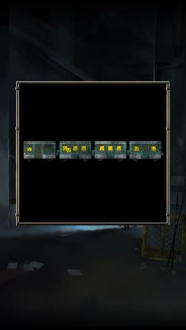 Th 脱出ゲーム 感染都市からの脱出    攻略   lv11 5