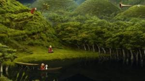 Th 脱出ゲーム Samorost 3(サモロスト3)  攻略 249