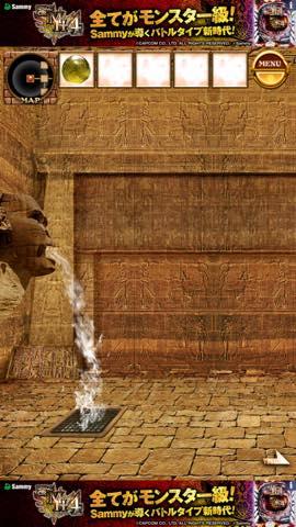 Th 脱出ゲーム ピラミッドからの脱出   攻略と解き方 ネタバレ注意 lv10 4