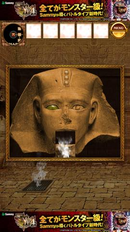 Th 脱出ゲーム ピラミッドからの脱出   攻略と解き方 ネタバレ注意 lv10 5