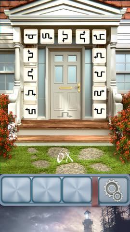 Th 脱出ゲーム 100 doors world of history3  攻略と解き方 ネタバレ注意 lv22 0