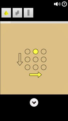 Th 脱出ゲーム Cubes   攻略と解き方 ネタバレ注意 1140