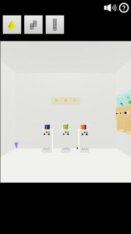 Th 脱出ゲーム Cubes   攻略と解き方 ネタバレ注意 1143