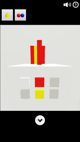 Th 脱出ゲーム Cubes   攻略と解き方 ネタバレ注意 1150