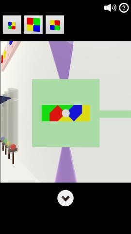 Th 脱出ゲーム Cubes   攻略と解き方 ネタバレ注意 1193
