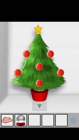 Th 脱出ゲーム Xmas(クリスマス)   攻略と解き方 ネタバレ注意 1308