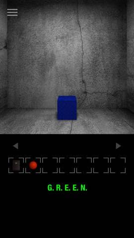 Th 脱出ゲーム GREEN(グリーン)   攻略と解き方 ネタバレ注意  3166