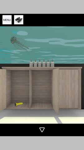Th 脱出ゲーム Ocean View(オーシャンビュー)    攻略と解き方 ネタバレ注意  2784