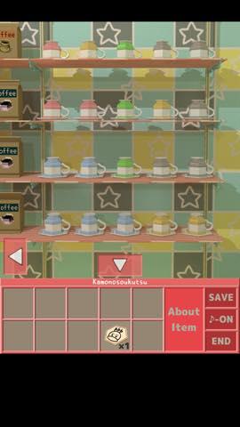 Th 脱出ゲーム ちょっと脱出 カフェからの脱出 攻略と解き方 ネタバレ注意  7