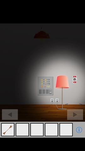 Th 脱出ゲーム lamps  攻略と解き方 ネタバレ注意  4097