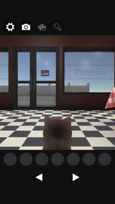 Th  脱出ゲーム 謎解きにゃんこ9 美味しいピザを召し上がれ! 攻略と解き方 ネタバレ注意  17