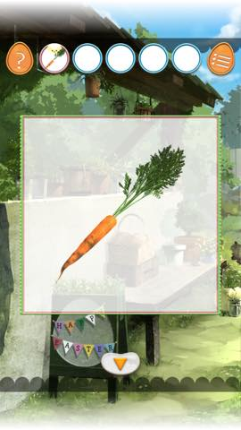 脱出ゲーム イースター 春の庭からの脱出    攻略と解き方 ネタバレ注意  lv1 2
