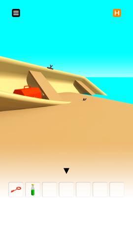 のんびり脱出ゲーム「ミスター3939の休暇」(MR3939VACS)   攻略と解き方 ネタバレ注意  4059