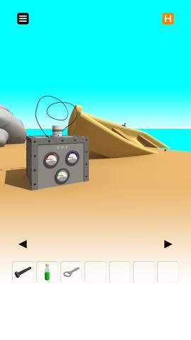 のんびり脱出ゲーム「ミスター3939の休暇」(MR3939VACS)   攻略と解き方 ネタバレ注意  4074