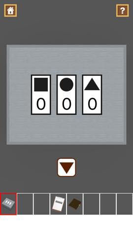 脱出ゲーム Stationery  攻略と解き方 ネタバレ注意  3026