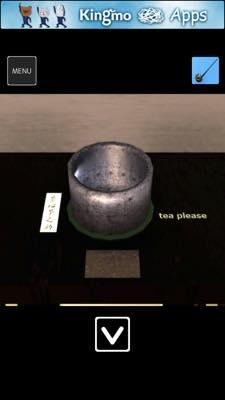 Th 脱出ゲーム 茶室    攻略と解き方 ネタバレ注意  5