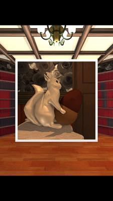 Th 脱出ゲーム Wonder Room 図書室からの脱出   攻略と解き方 ネタバレ注意  38