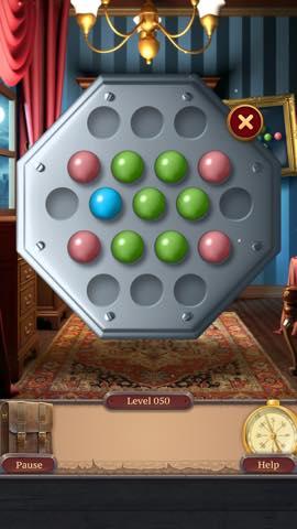 脱出ゲーム  100 Doors Challenge 2  攻略と解き方 ネタバレ注意  lv50 2