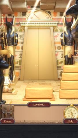 脱出ゲーム  100 Doors Challenge 2  攻略と解き方 ネタバレ注意  lv52 1