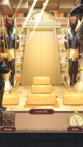 脱出ゲーム  100 Doors Challenge 2  攻略と解き方 ネタバレ注意  lv52 2
