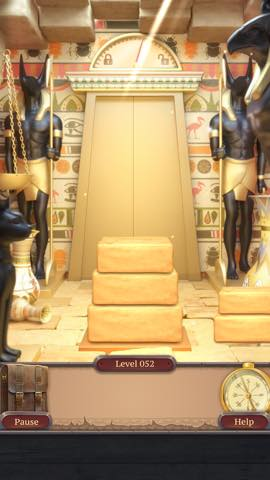 脱出ゲーム  100 Doors Challenge 2  攻略と解き方 ネタバレ注意  lv52 4