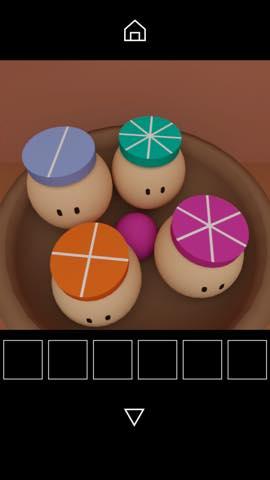 脱出ゲーム Egg Cube 攻略と解き方 ネタバレ注意  33