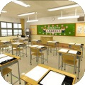 脱出ゲーム 学校の入学式からの脱出 攻略法 1