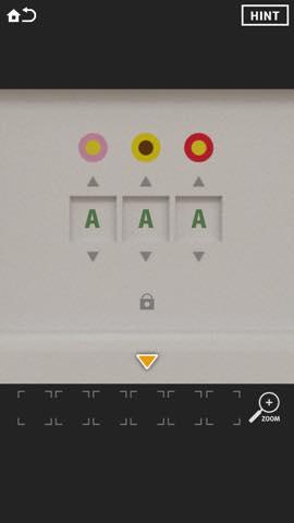 脱出ゲーム SECRET CODE4 攻略と解き方 ネタバレ注意  4634