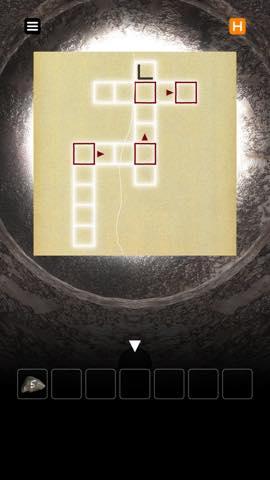 脱出ゲーム table  攻略と解き方 ネタバレ注意  4447
