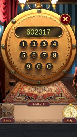 脱出ゲーム  100 Doors Challenge 2 攻略とヒント ネタバレ注意  lv71 5