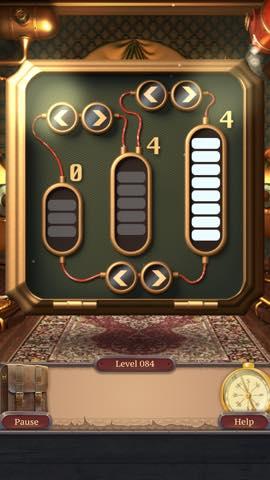 脱出ゲーム  100 Doors Challenge 2  攻略とヒント ネタバレ注意  lv84 0