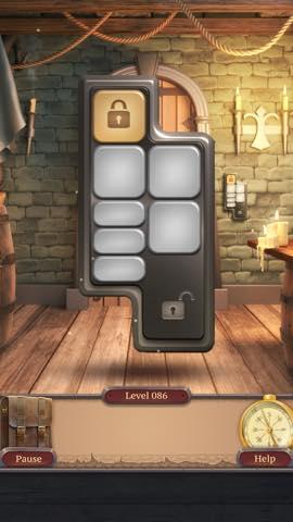 脱出ゲーム  100 Doors Challenge 2  攻略とヒント ネタバレ注意  lv86 1