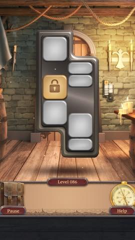 脱出ゲーム  100 Doors Challenge 2  攻略とヒント ネタバレ注意  lv86 7