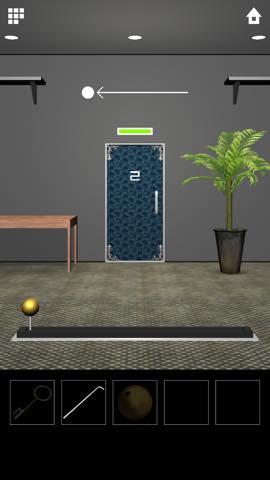 脱出ゲーム DOOORS 5  攻略とヒント ネタバレ注意  5612