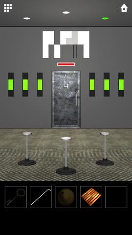 脱出ゲーム DOOORS 5  攻略とヒント ネタバレ注意  5620
