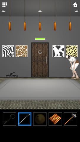 脱出ゲーム DOOORS 5  攻略とヒント ネタバレ注意  5633