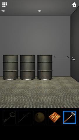 脱出ゲーム DOOORS 5  攻略とヒント ネタバレ注意  5643