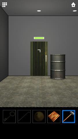 脱出ゲーム DOOORS 5  攻略とヒント ネタバレ注意  5644