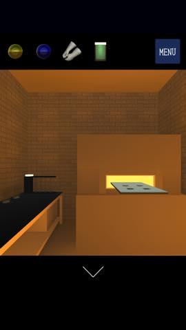 脱出ゲーム ガラス工房 綺麗なガラスが並ぶ工房からの脱出  攻略とヒント ネタバレ注意  1329