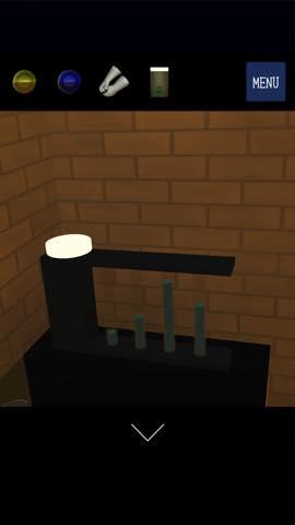 脱出ゲーム ガラス工房 綺麗なガラスが並ぶ工房からの脱出  攻略とヒント ネタバレ注意  1332