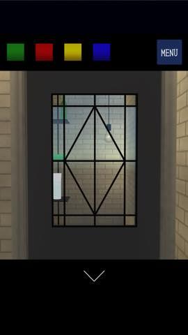 脱出ゲーム ガラス工房 綺麗なガラスが並ぶ工房からの脱出  攻略とヒント ネタバレ注意  1345