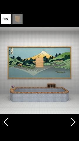 脱出ゲーム Pubric Bath 下町の銭湯からの脱出  攻略とヒント ネタバレ注意  15