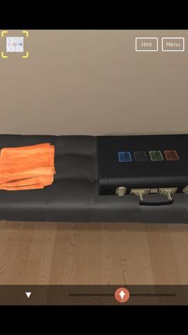 脱出ゲーム HOTEL 502号室 攻略とヒント ネタバレ注意  3