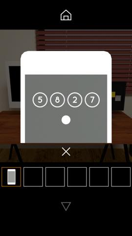 Th 脱出ゲーム Gadget Room(ガジェットルーム)  攻略 7