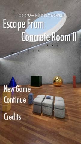 脱出ゲーム コンクリート美術館からの脱出 攻略