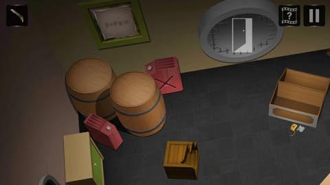 Th Adnroidスマホゲームアプリ「拘留室:脱出ゲーム」攻略 lv12 12