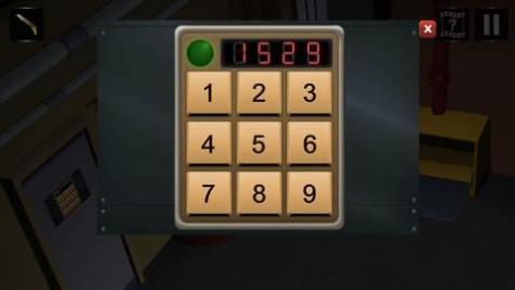 Th Adnroidスマホゲームアプリ「拘留室:脱出ゲーム」攻略 lv12 13